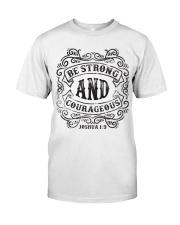 Strong Shirt Classic T-Shirt thumbnail