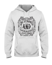 Strong Shirt Hooded Sweatshirt thumbnail