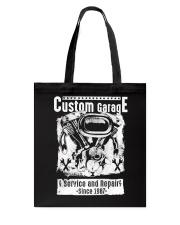 Motor Garage Time  Tote Bag thumbnail