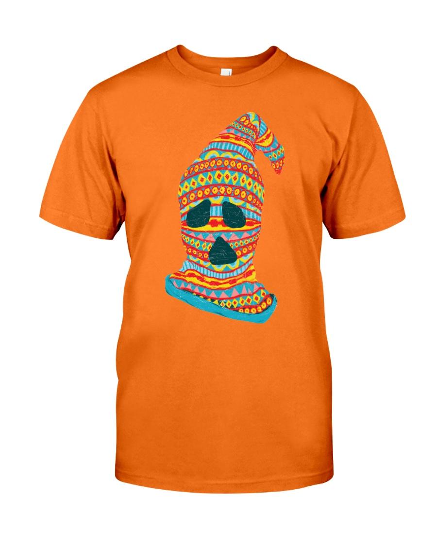 Ghost Ski Mask Classic T-Shirt