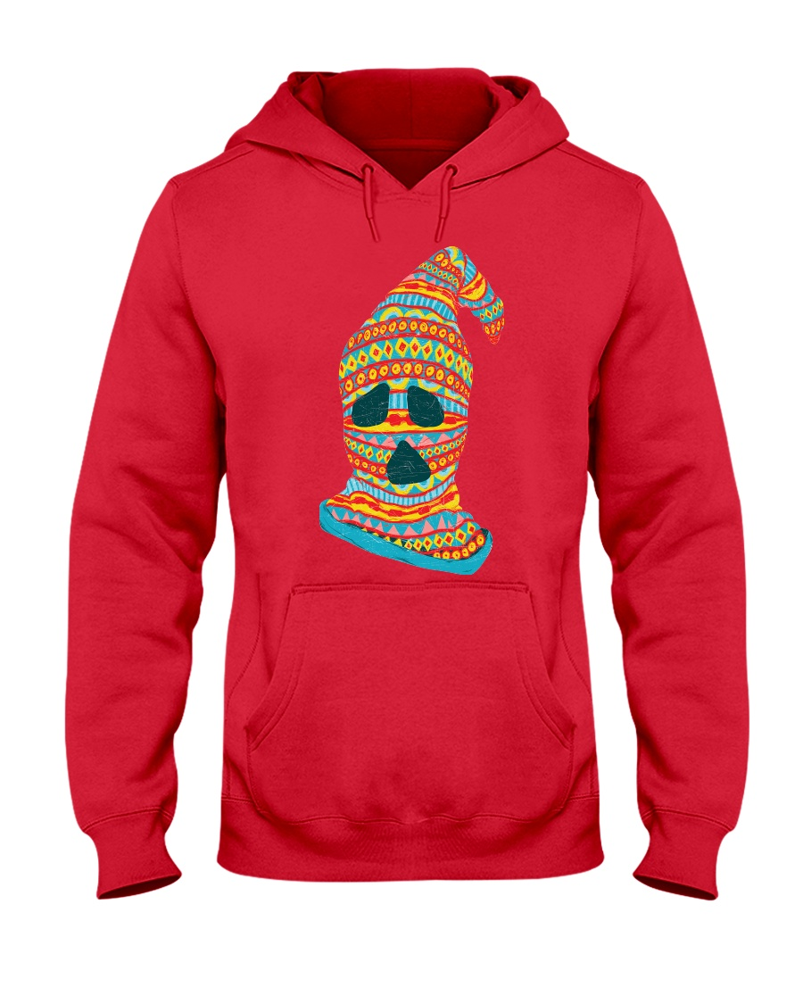 Ghost Ski Mask Hooded Sweatshirt