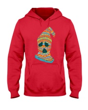 Ghost Ski Mask Hooded Sweatshirt front