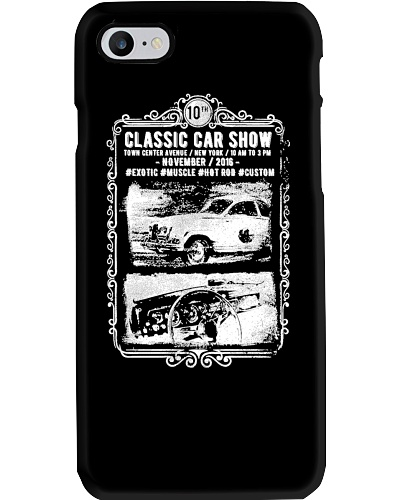 Classic Show of Cars
