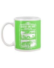 Classic Show of Cars Mug back