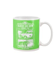 Classic Show of Cars Mug front