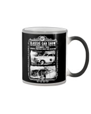 Classic Show of Cars Color Changing Mug thumbnail