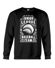 Baseball Team - Junior League Crewneck Sweatshirt thumbnail