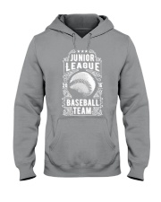 Baseball Team - Junior League Hooded Sweatshirt thumbnail