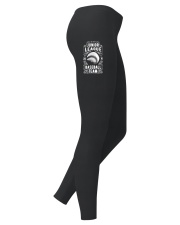 Baseball Team - Junior League Ladies Leggings right