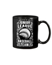 Baseball Team - Junior League Mug thumbnail