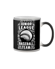 Baseball Team - Junior League Color Changing Mug thumbnail