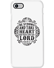 Strong Heart Lord Phone Case thumbnail