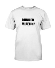 Mifflin Collection Classic T-Shirt front