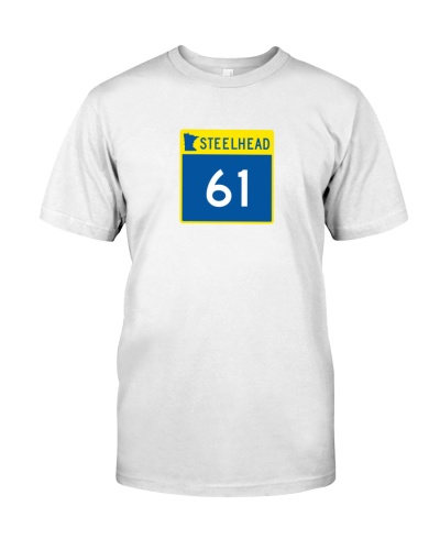 Steelhead 61 - Color Logo Apparel