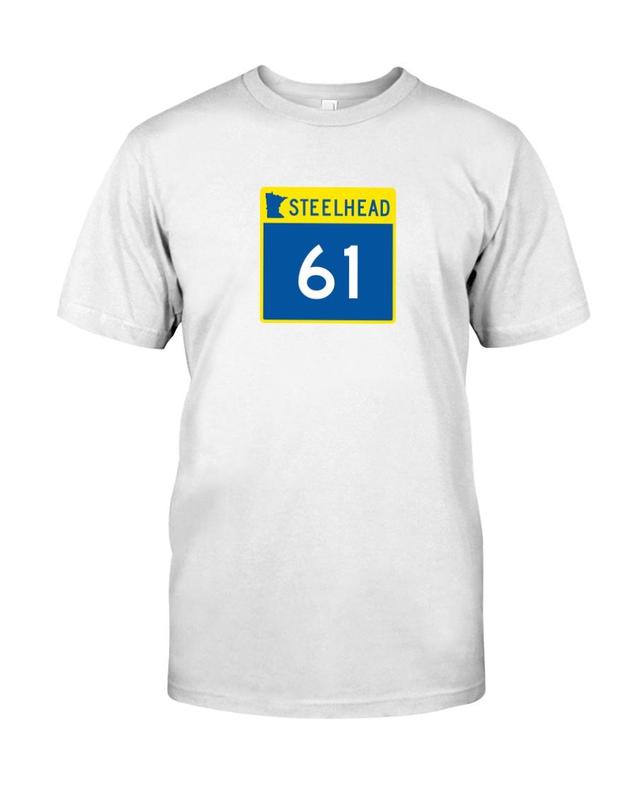 Steelhead 61 - Color Logo Apparel Classic T-Shirt
