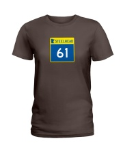 Steelhead 61 - Color Logo Apparel Ladies T-Shirt thumbnail