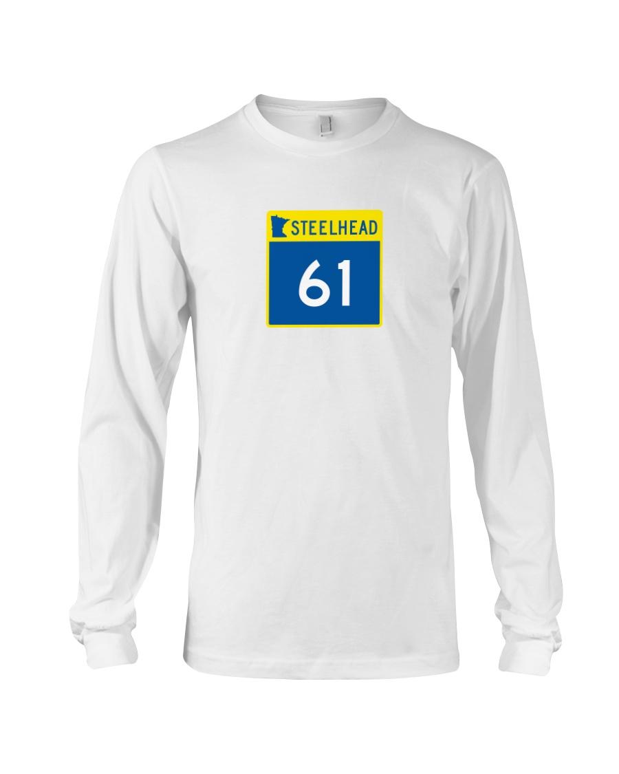 Steelhead 61 - Color Logo Apparel Long Sleeve Tee
