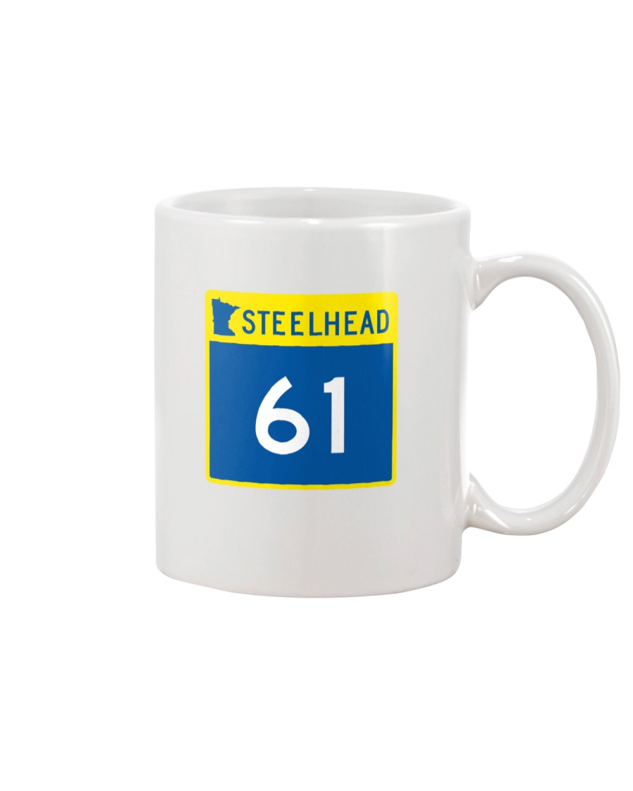 Steelhead 61 - Color Logo Apparel Mug