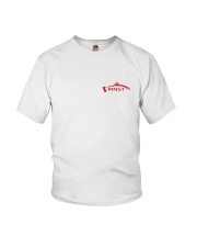 MNST Red Logo 2 Apparel Youth T-Shirt thumbnail