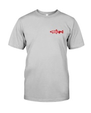 MNST Steelhead Red Logo 1 Apparel Classic T-Shirt tile
