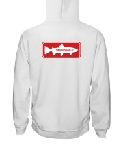 MNST Steelhead Red Logo 1 Apparel Hooded Sweatshirt back