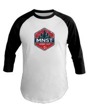 2019 Minnesota Steelheder membership gear Baseball Tee thumbnail