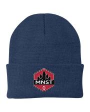2019 Minnesota Steelheder membership gear Knit Beanie front