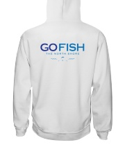 Lake Superior Steelhead Research Hooded Sweatshirt back