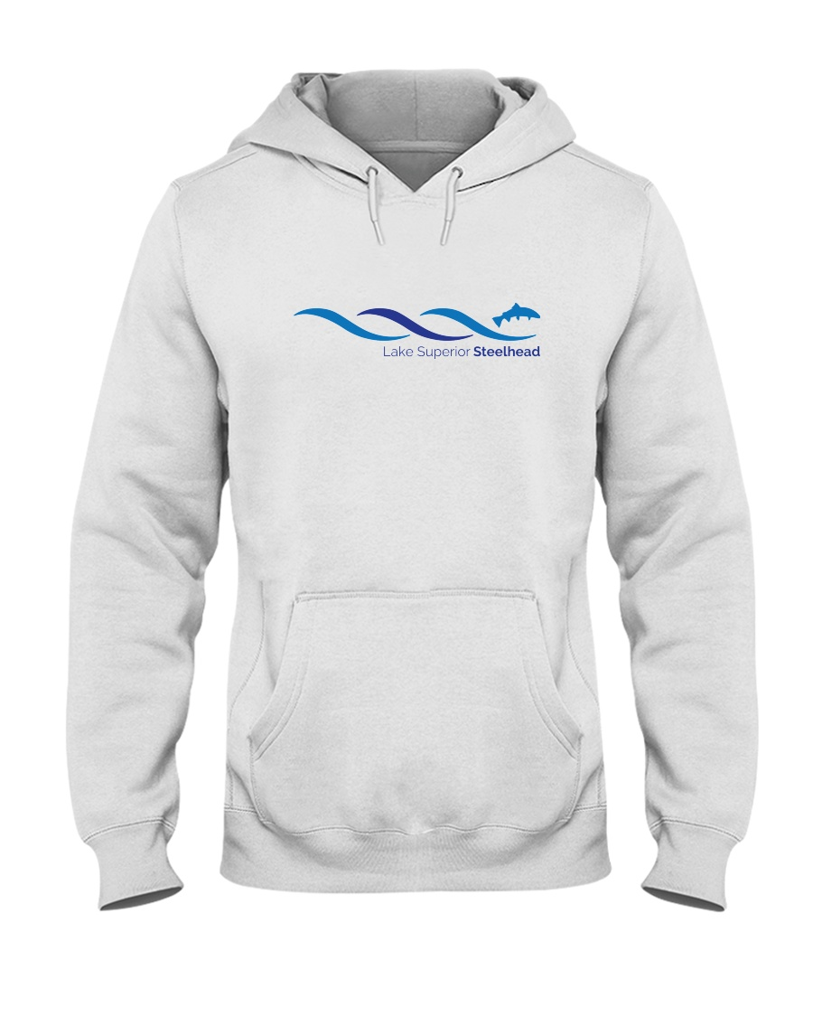Lake Superior Steelhead Research Hooded Sweatshirt