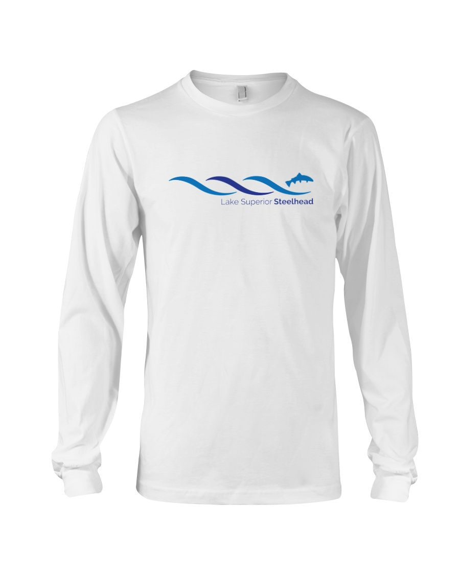 Lake Superior Steelhead Research Long Sleeve Tee