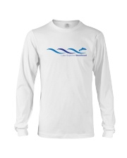 Lake Superior Steelhead Research Long Sleeve Tee front