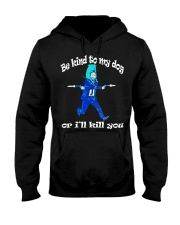 Funny Rescue Gift T-Shirt For American Pit-bull Hooded Sweatshirt thumbnail