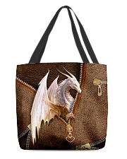 Dragon All-over Tote front
