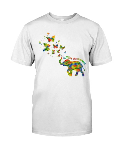 AUTISM ELEPHANT - LIMITED EDITION