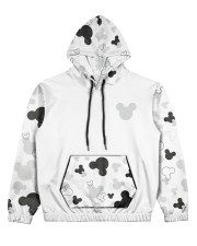 nguyentest Women's All Over Print Hoodie front