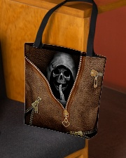 Be quiet All-over Tote aos-all-over-tote-lifestyle-front-02