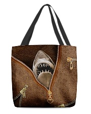 Shark All-over Tote front