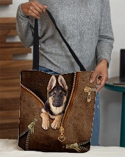 Cute German Shepherd All-over Tote aos-all-over-tote-lifestyle-front-10