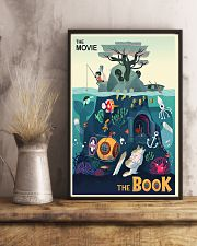 The tale of two different worlds 11x17 Poster lifestyle-poster-3