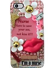 I'm a nurse Phone Case i-phone-8-case