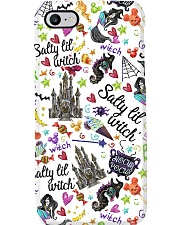 Salty lil' witch Phone Case i-phone-8-case