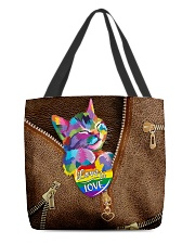 Love is love All-over Tote front