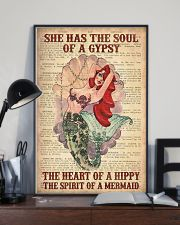 She has the soul  11x17 Poster lifestyle-poster-2