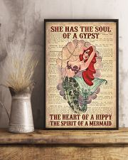 She has the soul  11x17 Poster lifestyle-poster-3