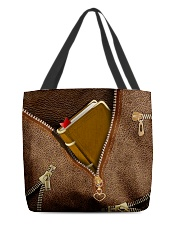 Book  All-over Tote back