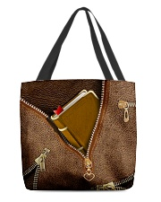 Book  All-over Tote front