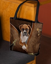 Cute Boxer All-over Tote aos-all-over-tote-lifestyle-front-02