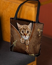 Cute cat All-over Tote aos-all-over-tote-lifestyle-front-02