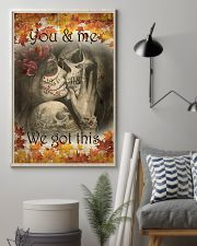 You and me we got this 11x17 Poster lifestyle-poster-1