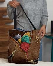 Yarn All-over Tote aos-all-over-tote-lifestyle-front-10
